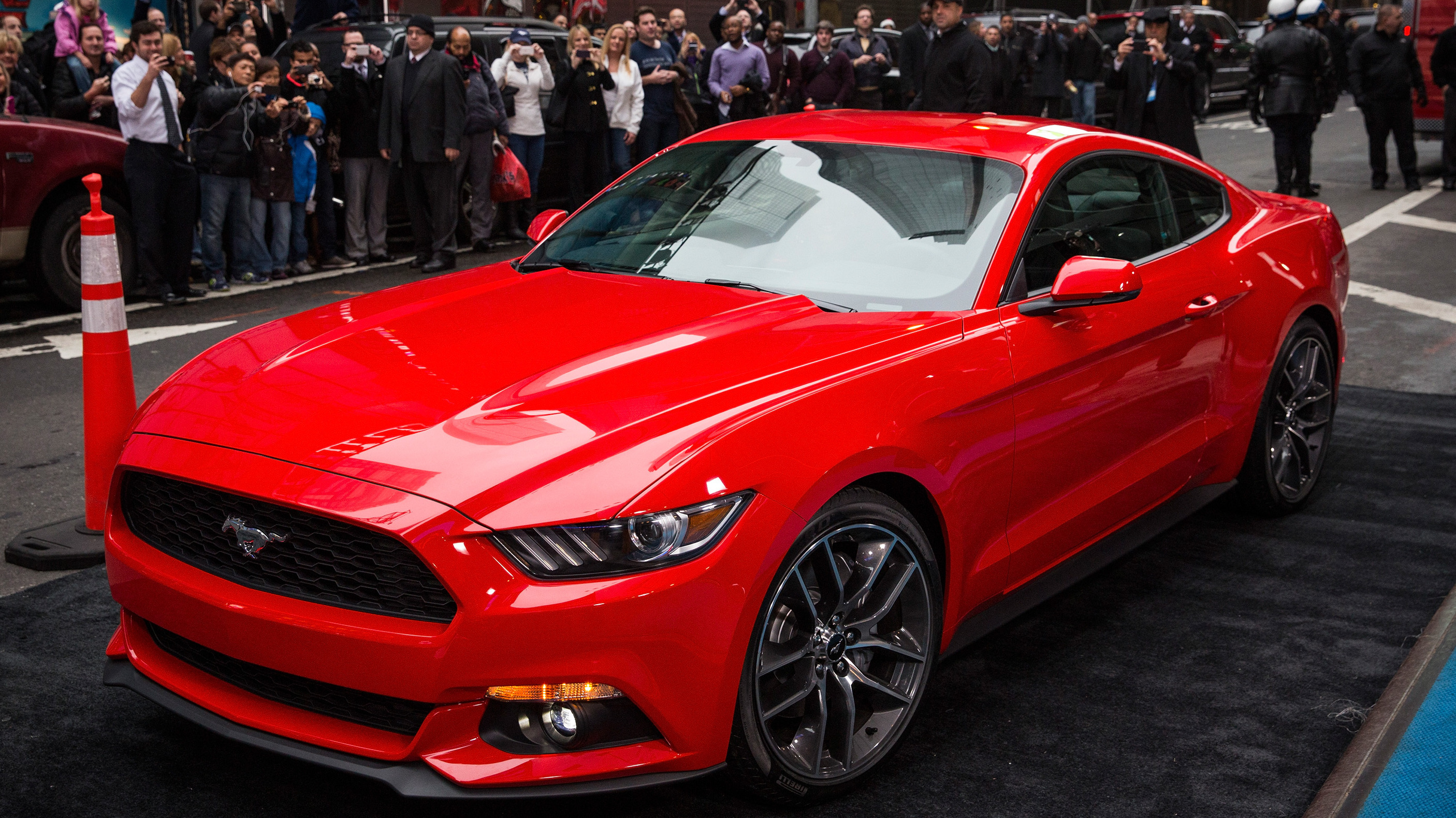 The Newest Ford Mustang