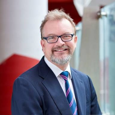 Prof Brendan O'Connell
