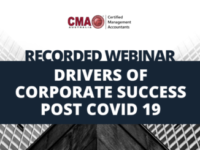 Recording: Drivers of Corporate Success Post COVID 19