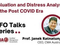 Valuation and distress analysis in the post COVID era