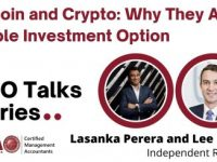 """Lasanka Perera and Lee Eaton of Independent Reserve on """"Bitcoin and Crypto: Why They Are Viable Investment Options"""""""