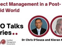 """Dr Chris D'Souza and Kieran Keleher """"Project Management in a Post-Covid World"""""""