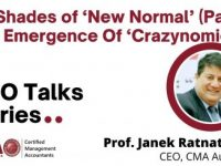 Recording: 50 Shades of 'New Normal' (Part 2): The Emergence Of 'Crazynomics'