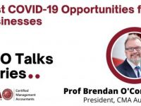 Recording: Post COVID-19 Opportunities for Businesses and How Senior Finance Professionals Can Help