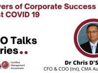 Recording: Drivers of Corporate Success Post COVID 19