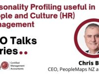 """Chris Baker on """"Is Personality Profiling useful in People and Culture (HR) management"""""""