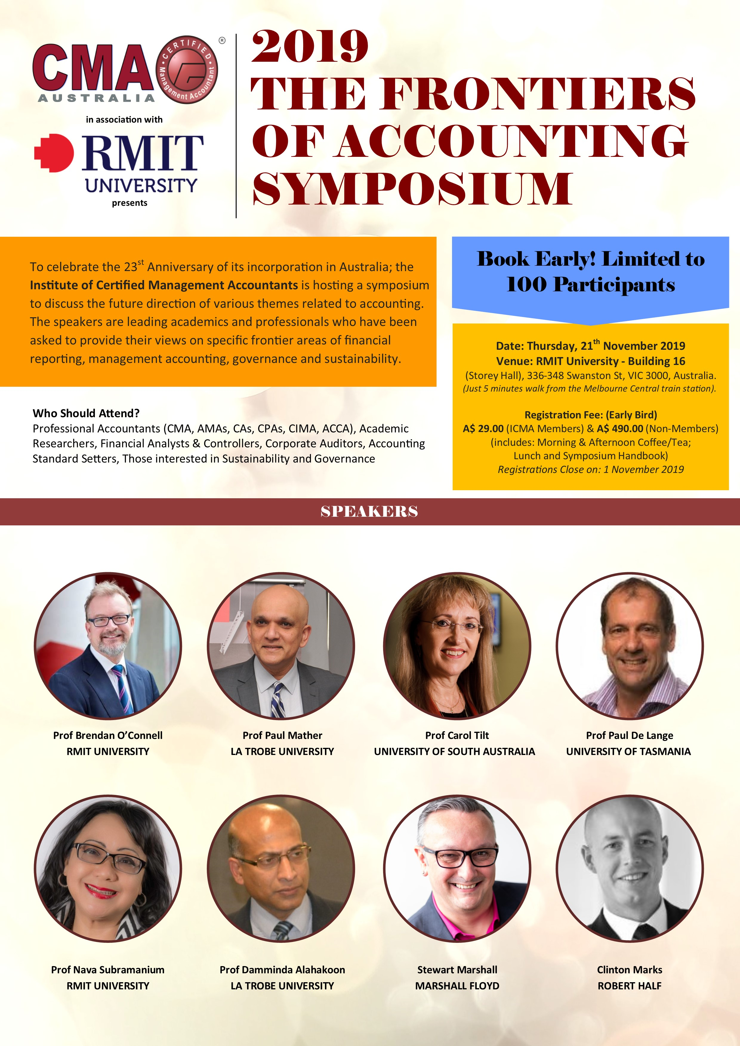 FRONTIERS OF ACCOUNTING SYMPOSIUM
